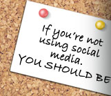 are you using social media?